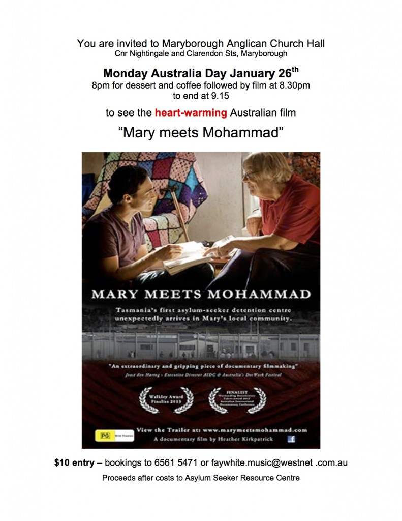 Mary meets - - 2015poster